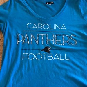 Carolina Panthers Women's T-Shirt